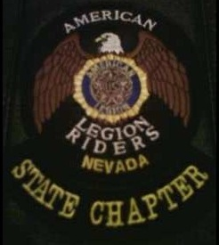 Nevada State Chapter Patch